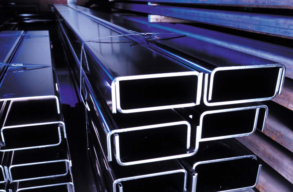 Truck frames and frame components up to 50 feet long