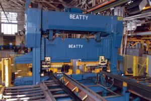 Beatty punch press